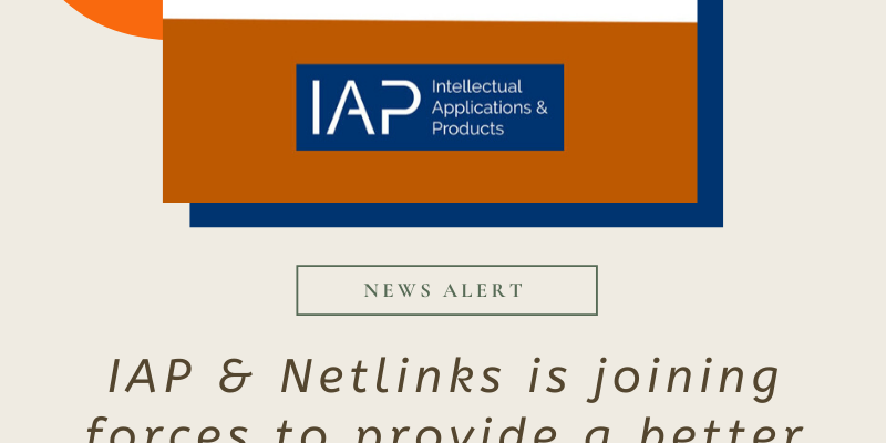 IAP & Netlinks is joining forces to provide a better web hosting experience.
